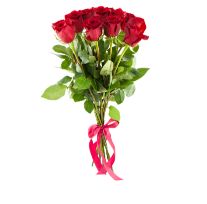 Магазин цветов Планета цветов Букет из роз №3 - фото 1