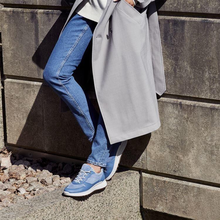 Обувь женская ECCO Кроссовки ST1 836193/55335 - фото 6