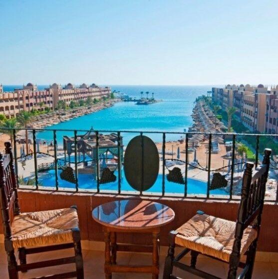 Туристическое агентство EcoTravel Пляжный aвиатур в Египет, Хургада, Sunny Days El Palacio Resort & SPA 5* - фото 1