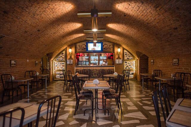 Ресторан и кафе на Новый год Цитадель Основной зал - фото 1