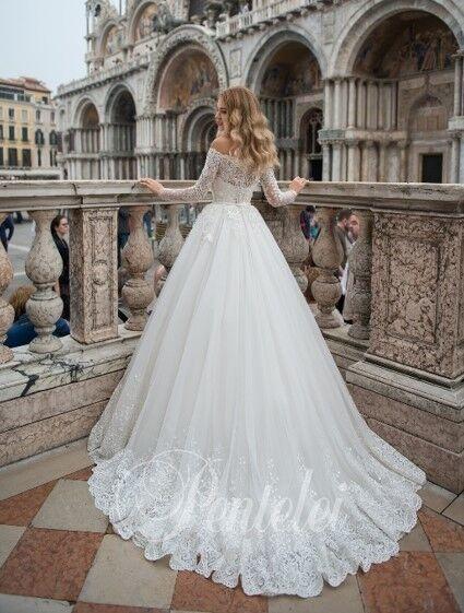 Свадебное платье напрокат Lavender Свадебное платье Alise - фото 1