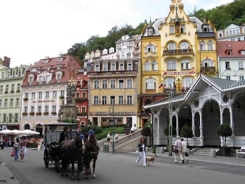 Туристическое агентство VIP TOURS Чехия (Карловы Вары) из Минска - фото 1