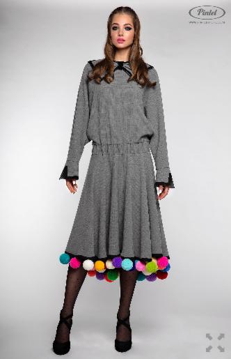 Платье женское Pintel™ Платье Thinley - фото 8