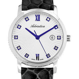 Часы Adriatica Наручные часы A3110.52B3QZ - фото 1