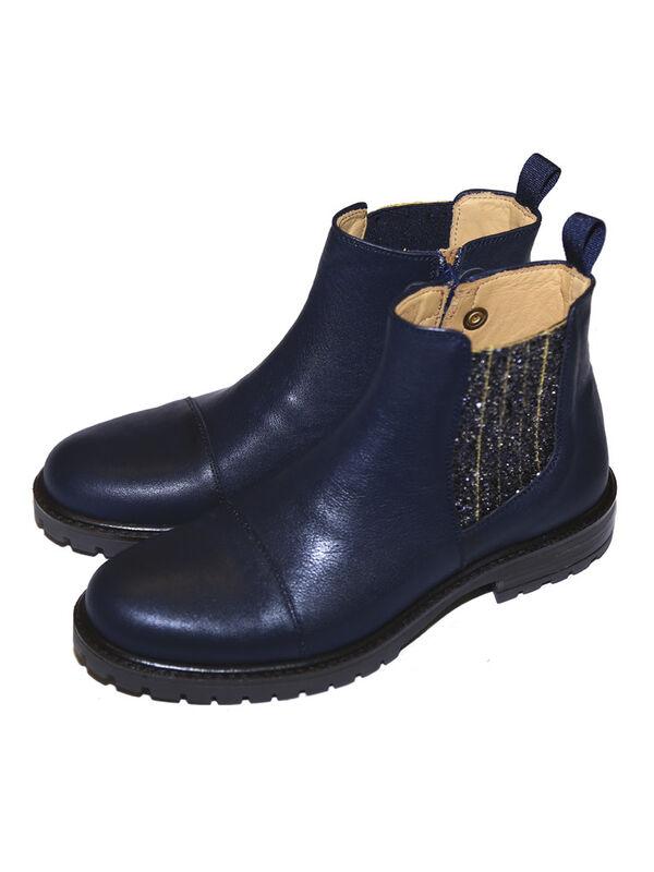 Обувь детская Zecchino d'Oro Ботинки для девочки F02-4220 - фото 3