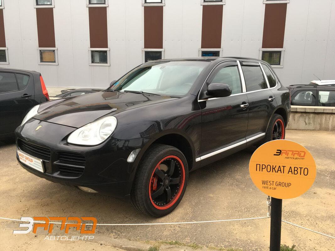 Аренда авто Porsche Cayenne 2006 - фото 1