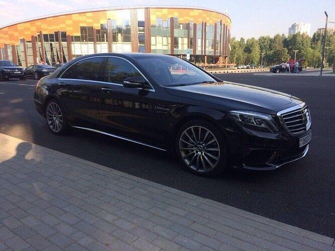 Прокат авто Mercedes-Benz W222 S-Class AMG - фото 3