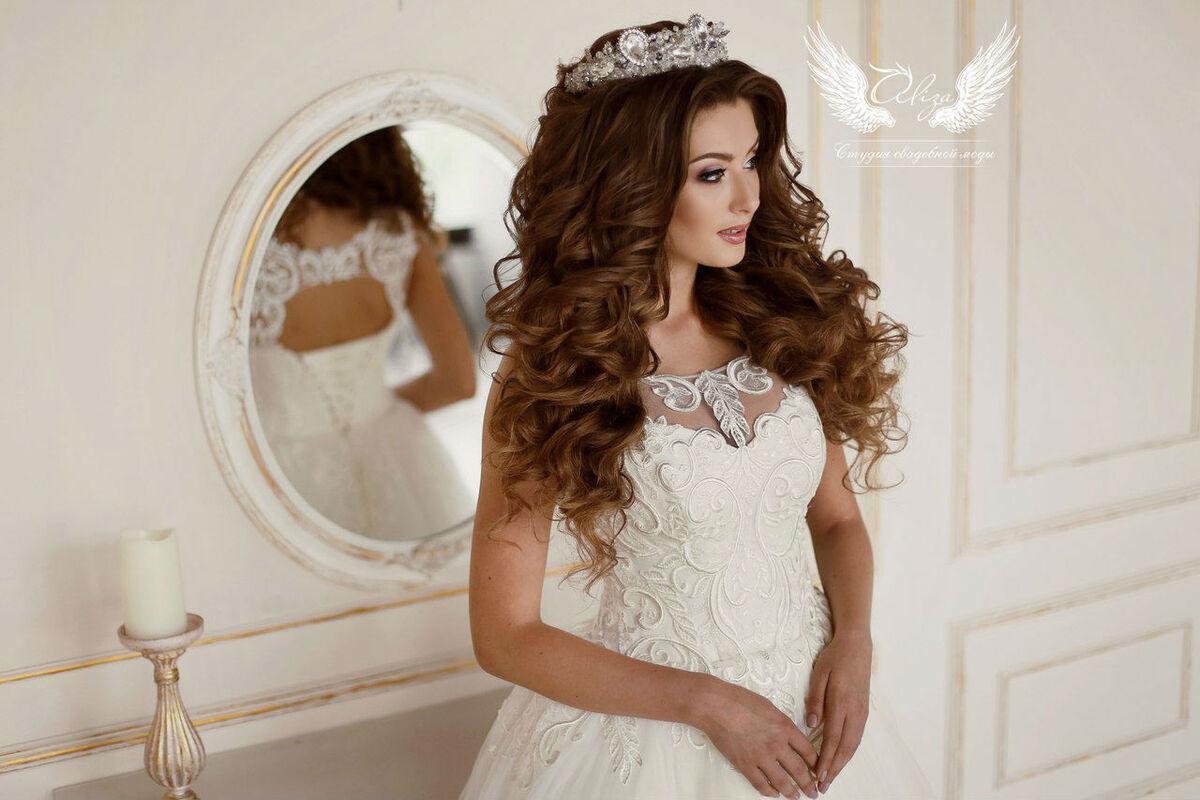 Свадебный салон ALIZA Платье свадебное «Vintage» Ameli Benya - фото 4