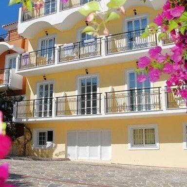 Туристическое агентство EcoTravel Пляжный авиатур в Грецию, Закинф, Locanda Hotel 3 - фото 1