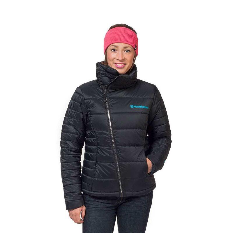 Спортивная одежда Horsefeathers Пуховик куртка Kristina черный SW519C1 - фото 1