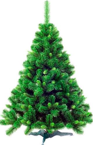 Елка и украшение GreenTerra Сосна «Люкс» с зелеными кончиками, 2.2 м - фото 1