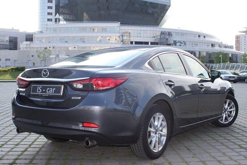 Аренда авто Mazda 6 - фото 2