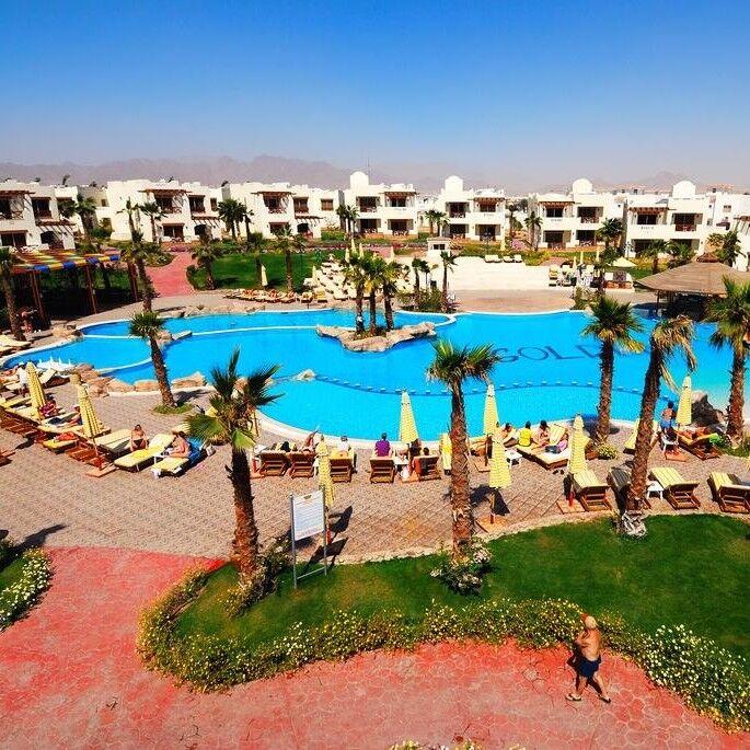 Туристическое агентство Суперформация Пляжный авиатур в Египет, Шарм-эль-Шейх, Otium Hotel Golden Sharm 4* - фото 1