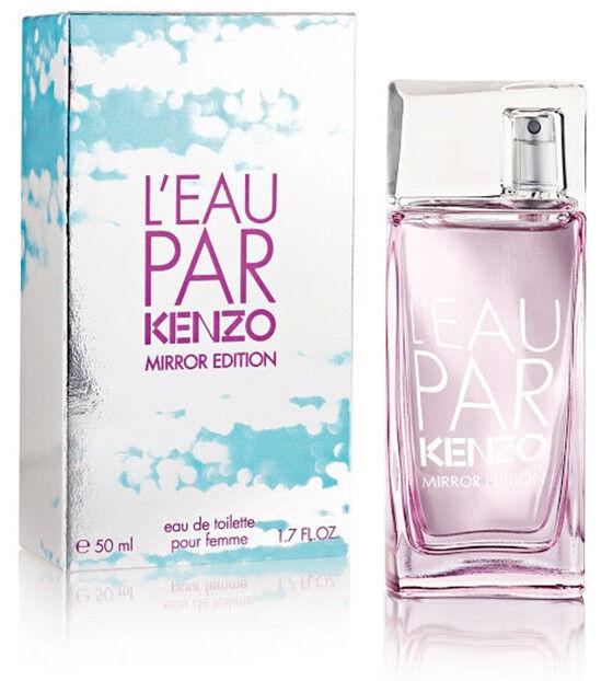 Подарок на Новый год Kenzo Туалетная вода Leau Par Kenzo Mirror Edition - фото 1