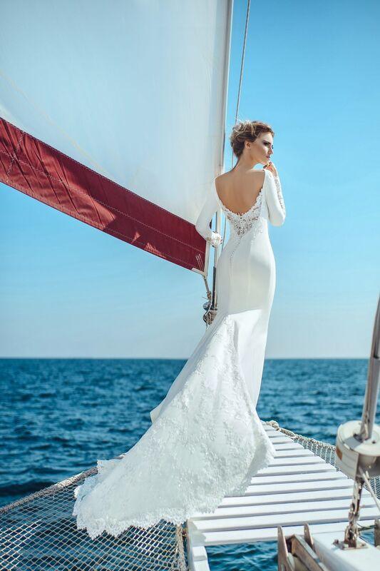 Свадебное платье напрокат Nicole Платье свадебное Megan - фото 2