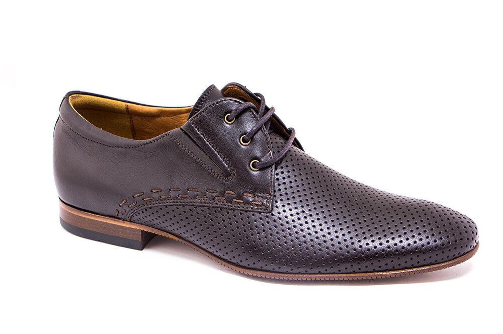 Обувь мужская Conhpol Туфли мужские C00C-4752-0838-M1S02 - фото 1