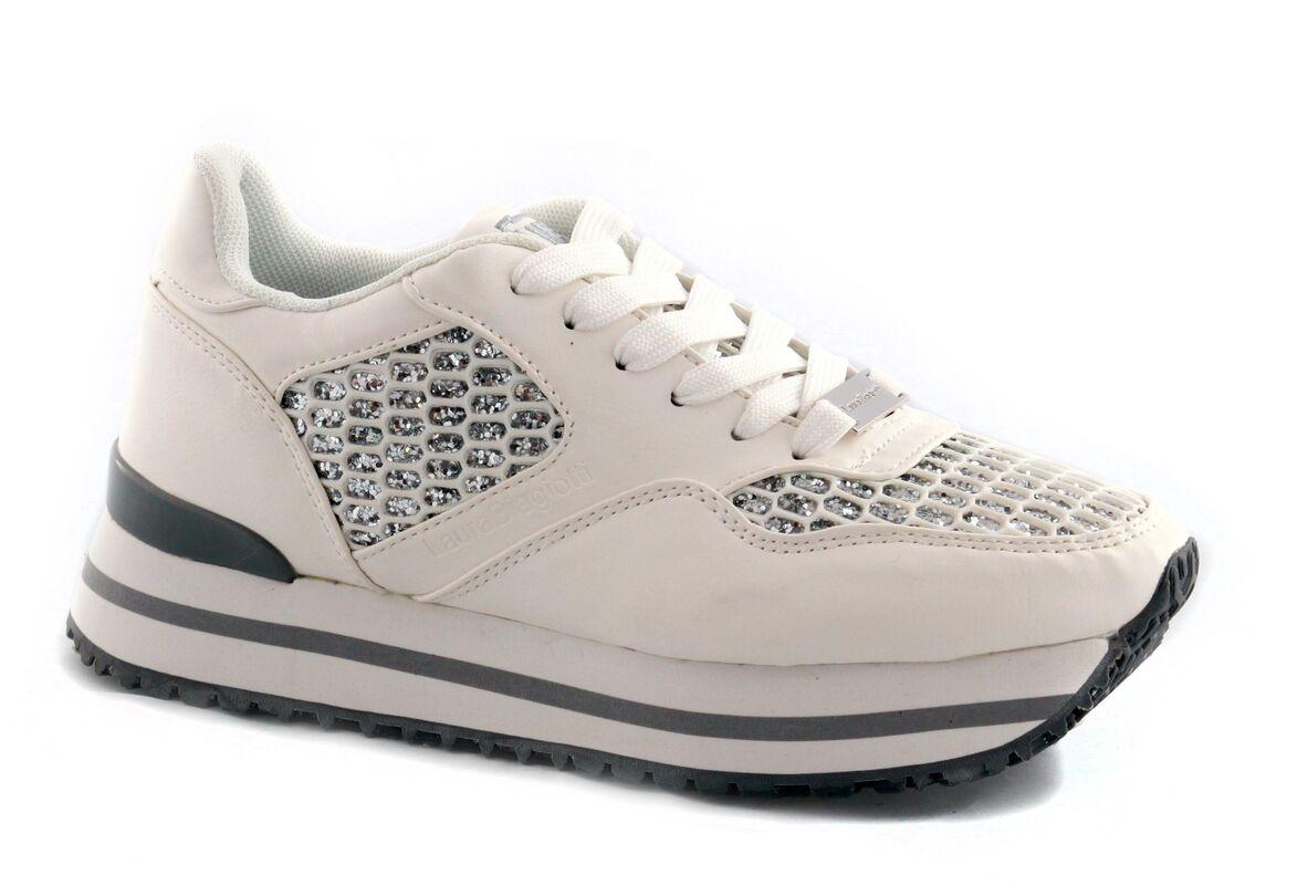 Обувь женская L.Biagiotti Кроссовки женские 243 - фото 1