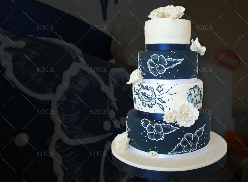 Торт Sole Праздничный торт №3 - фото 1