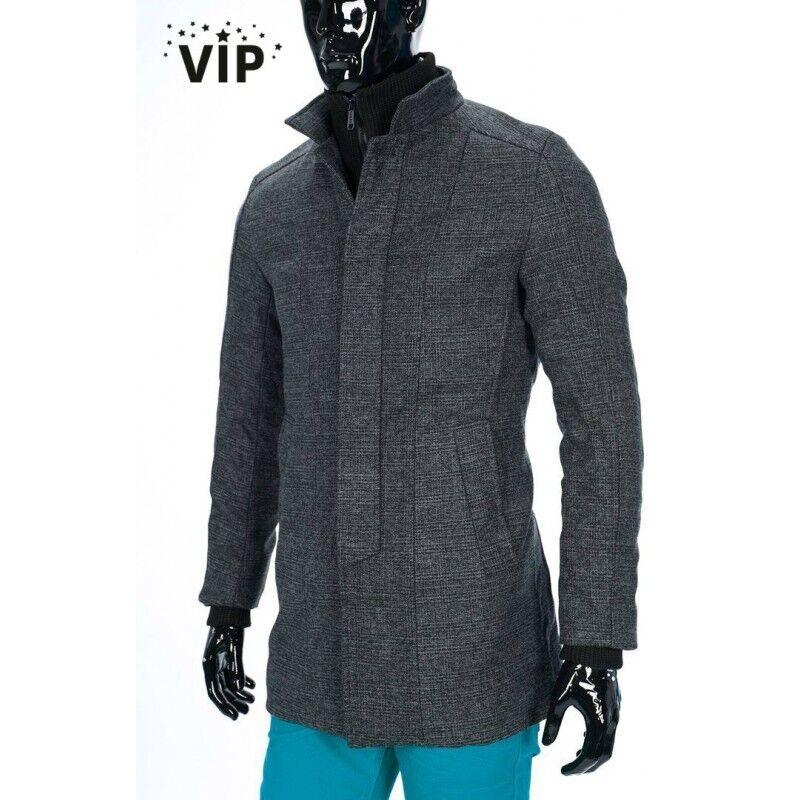 Верхняя одежда мужская Revolt Пальто Justboy L102 - фото 1