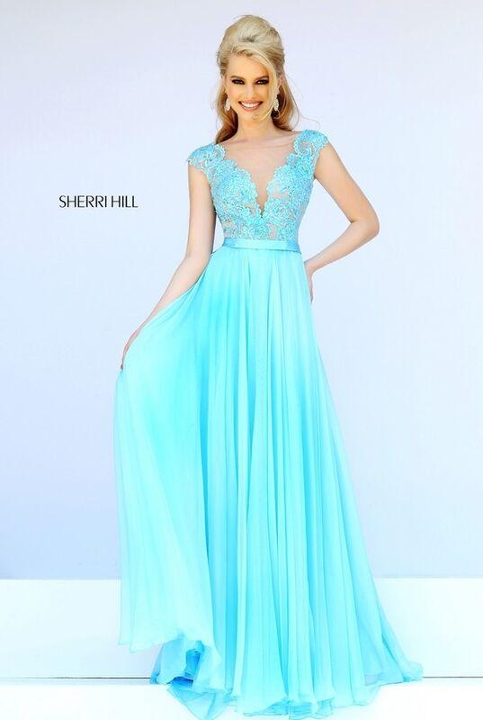 Вечернее платье Sherri Hill Платье 11269 - фото 5