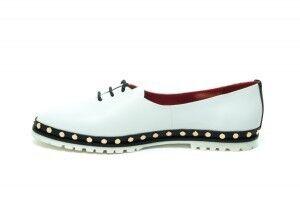 Обувь женская BASCONI Полуботинки женские K0627-53-1 - фото 2