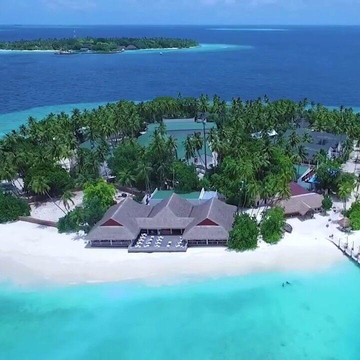 Туристическое агентство Новая Планета Пляжный авиатур на Мальдивы, Мале, Malahini Kuda Bandos Resort 4* - фото 1