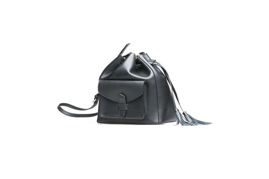 Магазин сумок BASCONI Сумка женская 1856 Black - фото 2