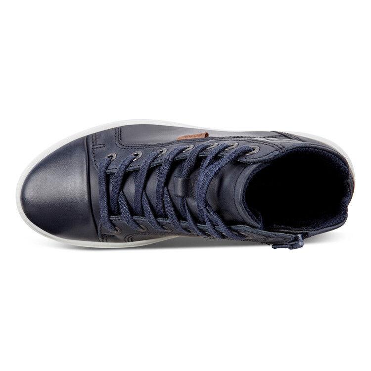 Обувь детская ECCO Кеды высокие S7 TEEN 780003/01303 - фото 5