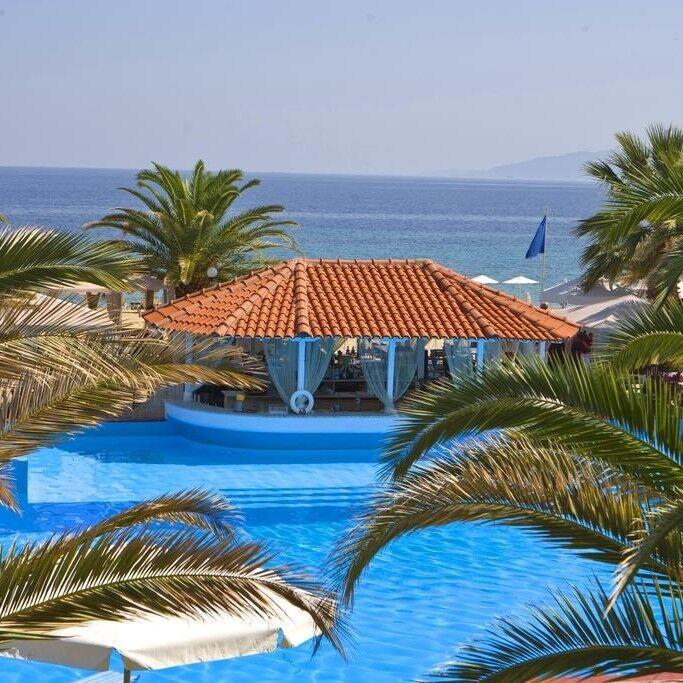 Туристическое агентство Клеопатра-тур Пляжный авиатур в Грецию, Халкидики, Bomo Club Assa Maris 4* - фото 1