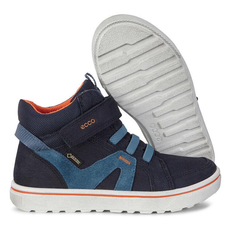 Обувь детская ECCO Кеды детские GLYDER 736152/01303 - фото 8