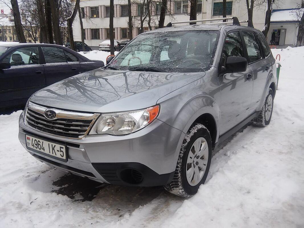 Прокат авто Subaru Forester - фото 1