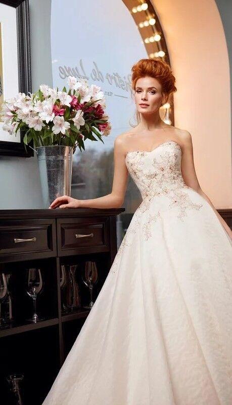 Свадебное платье напрокат Edelweis Платье свадебное «Nocturne» - фото 1