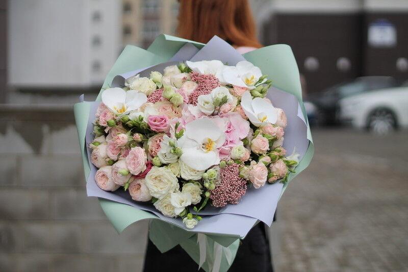 Магазин цветов Cvetok.by Букет «Рассвет» - фото 1