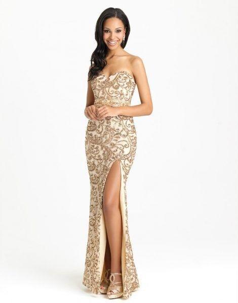 Вечернее платье Madison James Вечернее платье 16-333 - фото 1