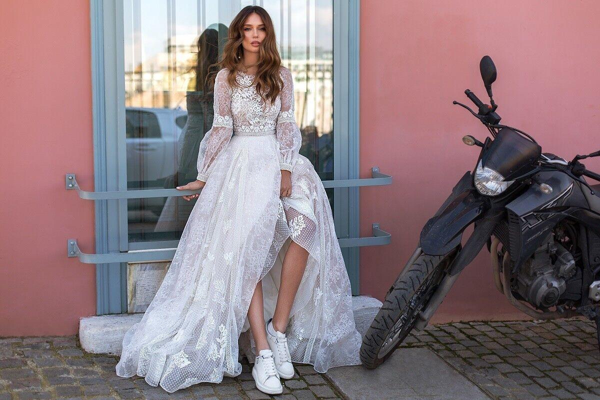 """Свадебное платье напрокат ALIZA свадебное платье """"Frozinny"""" - фото 4"""