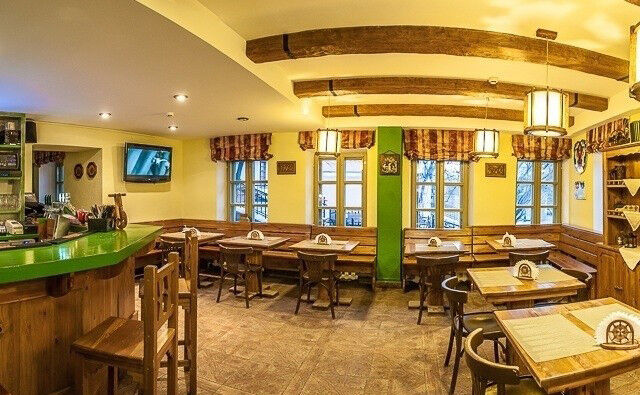 Банкетный зал Корчма Старовиленская Зал 2 - фото 1