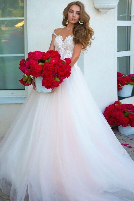 Свадебное платье напрокат Rafineza Свадебное платье Enrica напрокат - фото 3