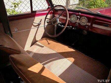 Прокат авто Москвич 401 1955 - фото 13