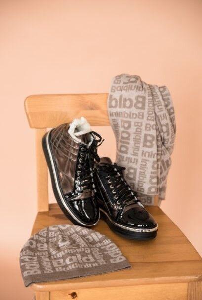 Обувь женская Baldinini Ботинки женские 4 - фото 1