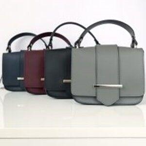 Магазин сумок Vezze Кожаная женская сумка С00208 - фото 2