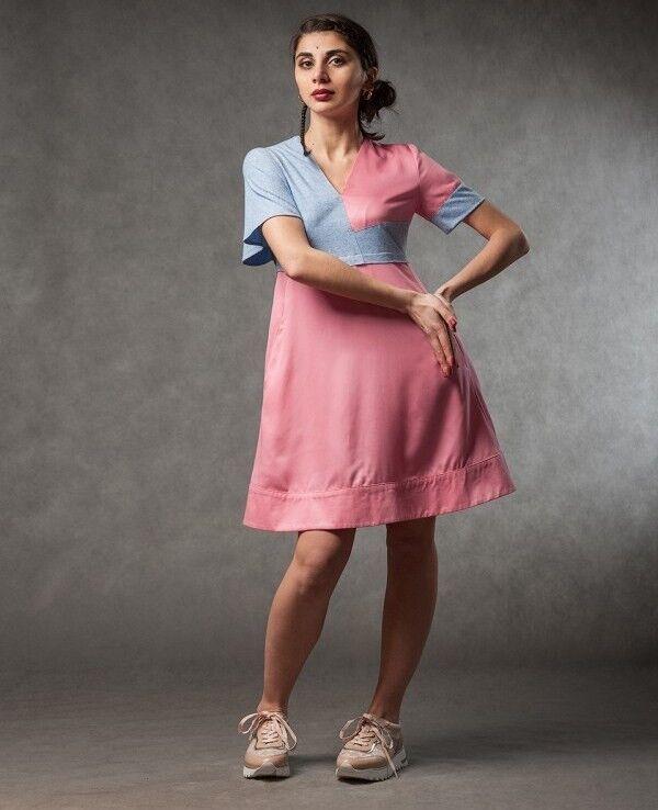 Платье женское MISUTERI Платье Yuhi MSS0143 - фото 1
