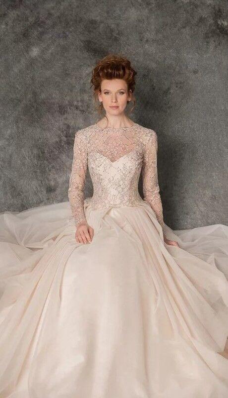 Свадебное платье напрокат Edelweis Платье свадебное «Nevada» - фото 3