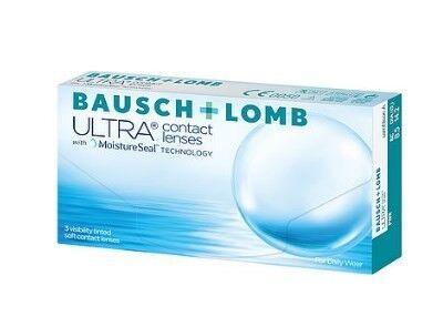 Линзы Bausch & Lomb Контактные линзы  ULTRA - фото 1