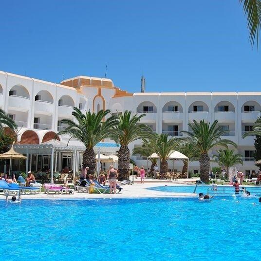 Туристическое агентство Новая Планета Пляжный авиатур в Тунис, Порт эль-Кантауи, Golf Residence Hotel 4* - фото 1