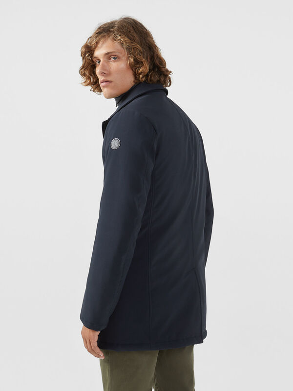 Верхняя одежда мужская Trussardi Пальто мужское 52S00387-1T002680 - фото 2