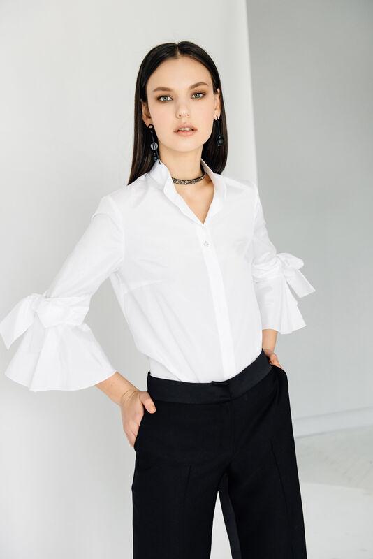 Кофта, блузка, футболка женская Burvin Блузка женская 6011 - фото 1