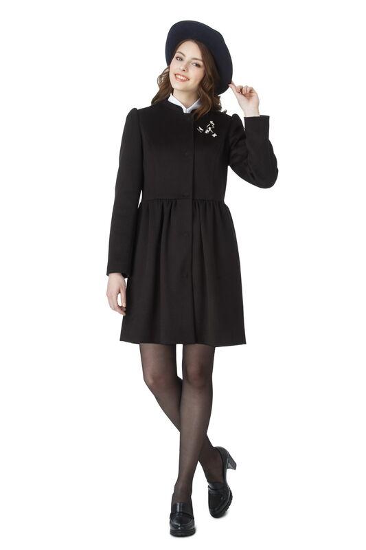 Верхняя одежда женская Elema Пальто женское демисезонное Т-7315 - фото 1