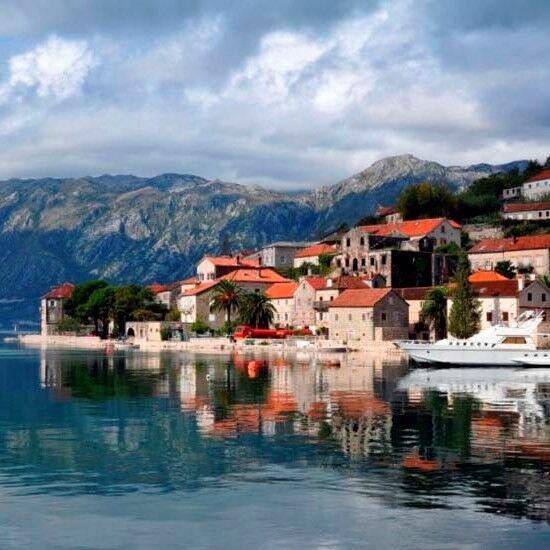 Туристическое агентство ВЕЛИНА турвояж Автобусный евротур с отдыхом в Черногории №3 - фото 1