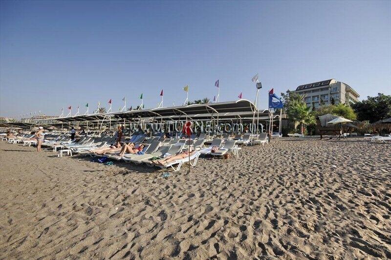 Туристическое агентство Куда? Подальше! Пляжный авиатур в Турцию, Аланья, Sealife Buket Beach Hotel 5* - фото 7