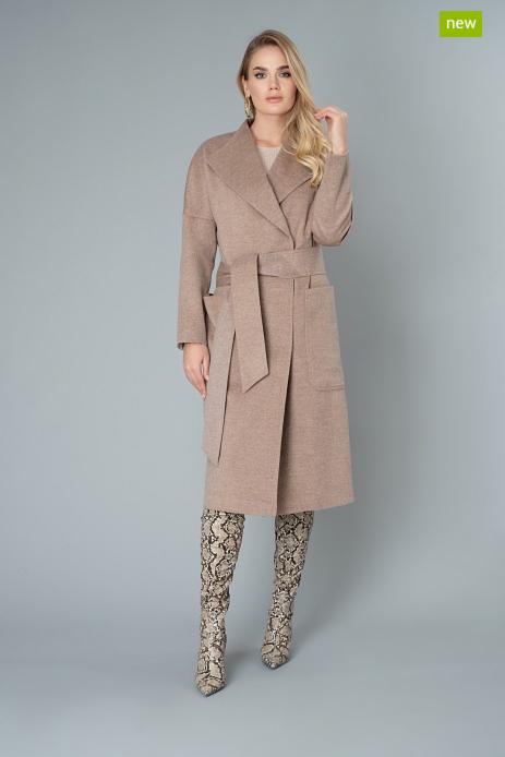 Верхняя одежда женская Elema Пальто женское демисезонное 1-9003-1 - фото 1